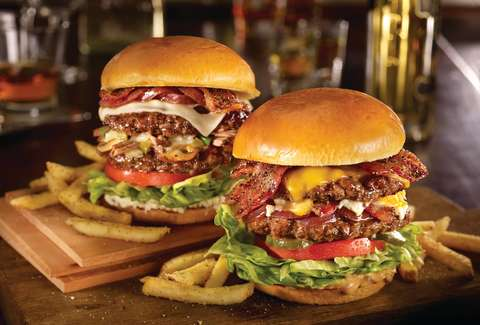 best burgers HK