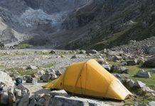 Four Golden Rules for Wild Camping